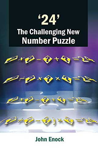 `24` The Challenging New Number Puzzle: John Enock