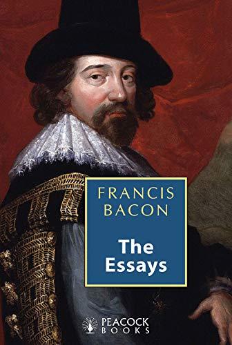 Essays francis bacon epub