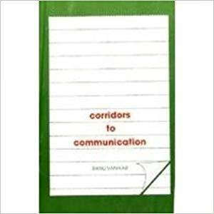 Corridors to Communication: Ranu Vanikar