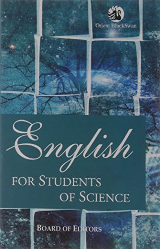 9788125003953: English for Students of Science