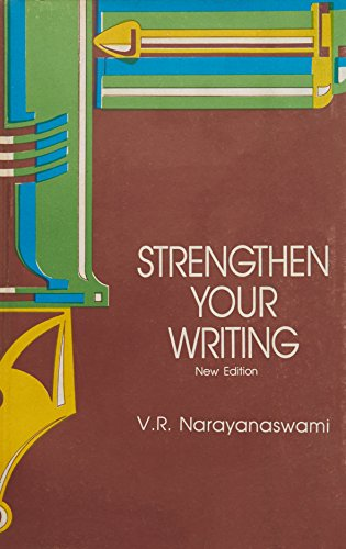 9788125004295: Strengthen Your Writing