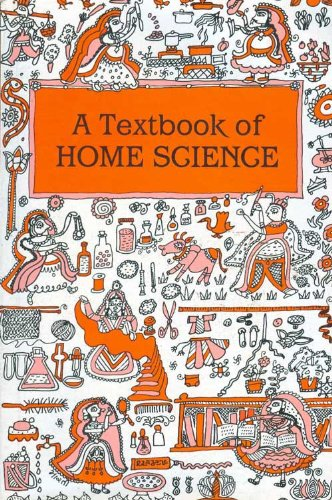 9788125004325: A Textbook of Home Science