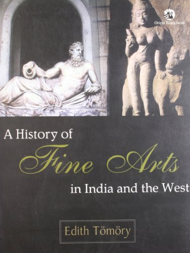 9788125007029: A History of Fine Arts in India and the West