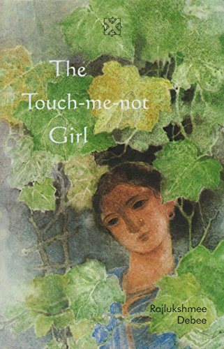 9788125010227: The Touch-Me-Not Girl
