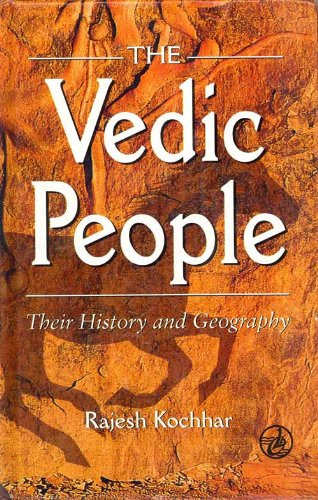 9788125013846: Vedic People: Their History and Geography