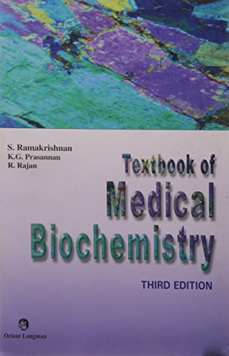 Medical Biochemistry Book