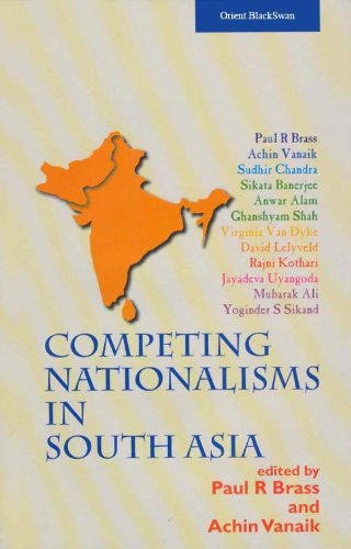 9788125022213: Competing Nationalism in South Asia: Essays for Ashgar Ali Engineer