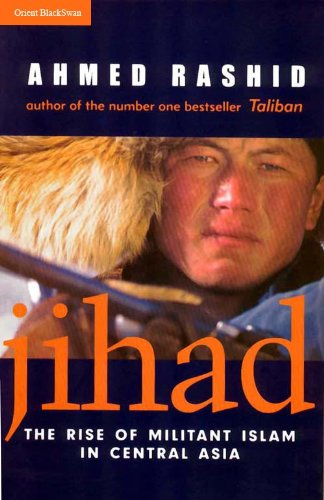 9788125022282: Jihad: The Rise of Militant Islam in Central Asia
