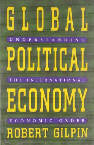 9788125023067: Global Political Economy: Understanding the International Economic Order