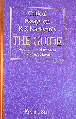 A Critical Essays on R. K. Narayan: Krishna Sen