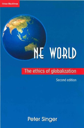 9788125026587: One World: The Ethics of Globalization