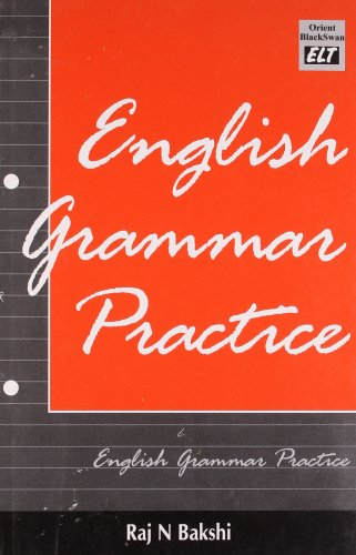 9788125027997: English Grammar Practice