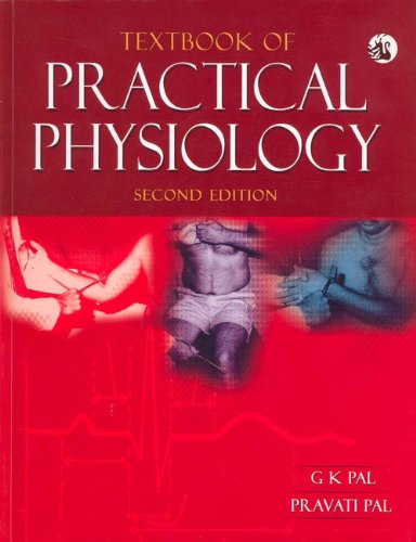 9788125029045: Textbook of Practical Physiology