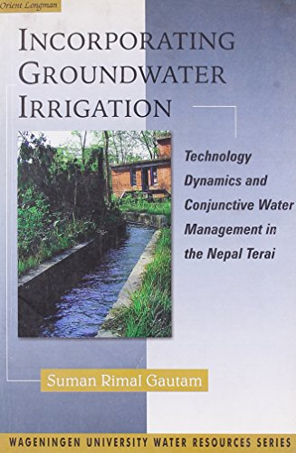 Incorporating Groundwater Irrigation: Technology Dynamics and Conjunctive Water Management in the ...