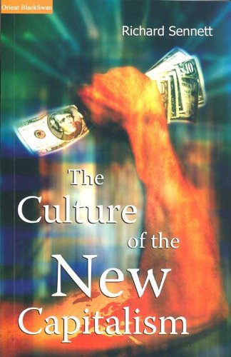 9788125030669: Culture of the New Capitalism