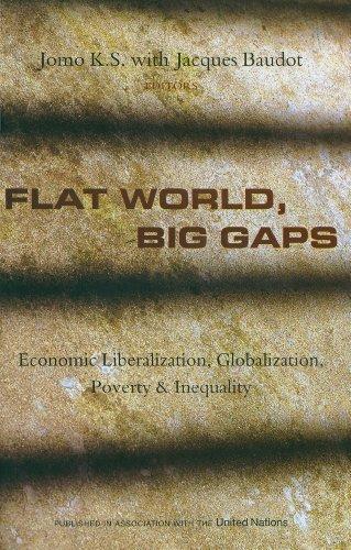 9788125030676: Flat World, Big Gaps: Economic Liberalization, Globalization Poverty and Inequality