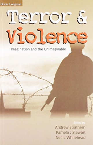 Terror & Violence - Imagination and the Unimaginable (9788125032434) by Andrew Strathern