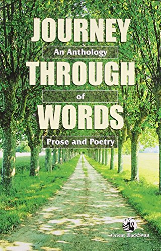 Journey Through Words: An Anthology Prose and Poetry: Board (Ed.)