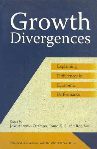 9788125033622: Growth Divergencies: Explaining Differences in Economic Performance