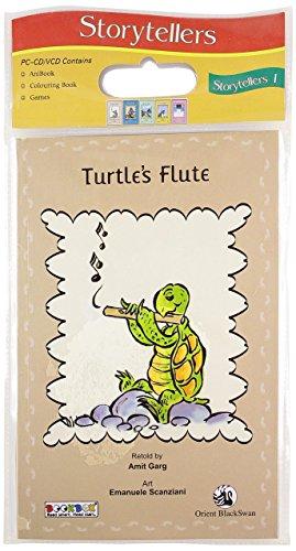 Turtles Flute (Bookbox): Amit Garg