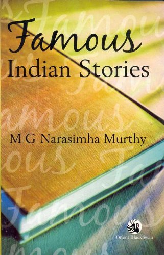 Famous Indian Stories: M.G. Narasimha Murthy