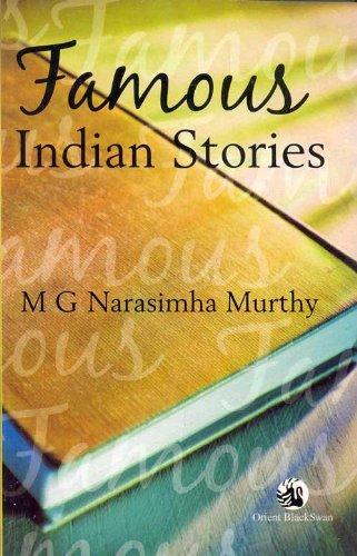 Famous Indian Stories: M.G. Narasimha Murthy
