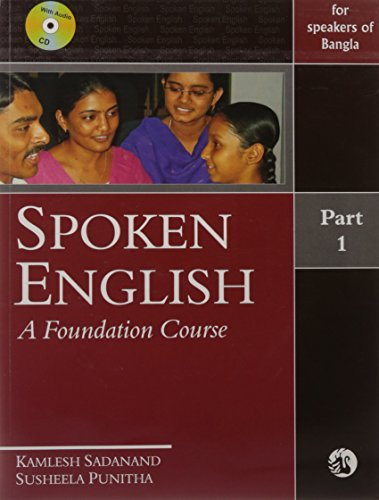 9788125034759: Spoken English: A Foundation Course Part 1 (for speakers of Bangla)