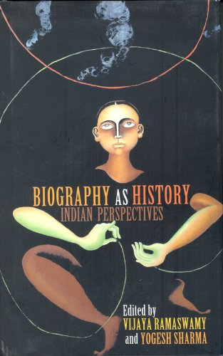 9788125035213: Biography as History: Indian Perspectives