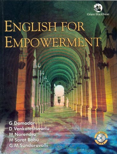 English for Empowerment: G Damodar, D