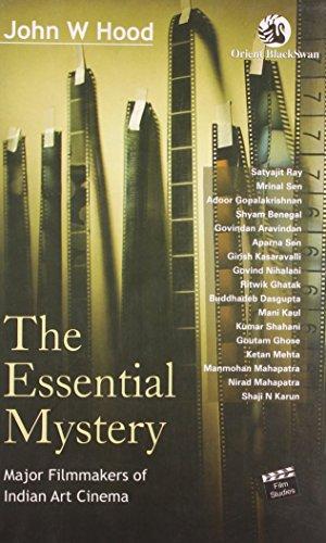 9788125037750: Essential Mystery: Major Filmmakers of Indian Art Cinema
