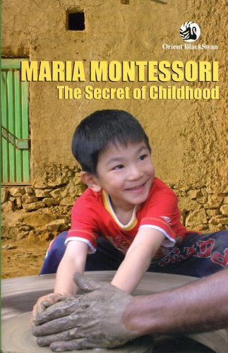 9788125038276: The Secret of Childhood