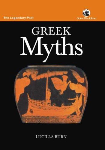 Greek Myths: Lucilla Burn