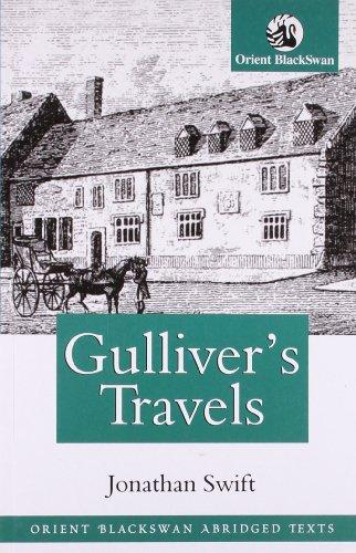Gulliver's Travels by Jonathan Swift: Nair, V. Gopalan; Srinivasan, Seetha