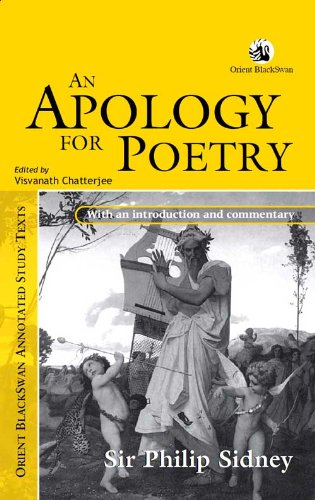 9788125040293: APOLOGY FOR POETRY (OBAST), AN