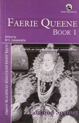 the faerie queene book 1 essay For their thoughtful responses to this essay i thank elisha cohn, drew daniel,  and  1 edmund spenser, the faerie queene, ed thomas roche (new york:.