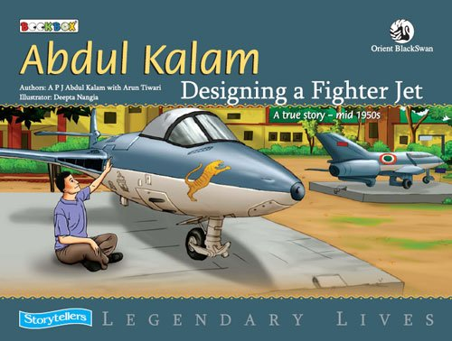 Designing a Fighter Jet: APJ Abdul Kalam and Arun Tiwari