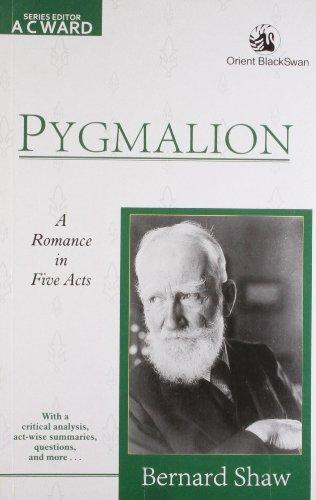 pygmalion george bernard shaw pdf