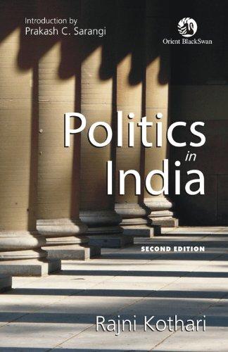 Politics in India (Second Edition): Rajni Kothari