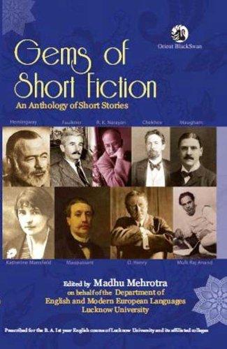 Gems of Short Fiction: An Anthology of: Madhu Mehrotra