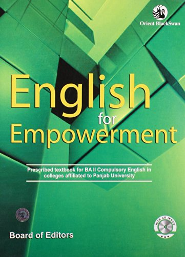 English for Empowerment: Board of Editors