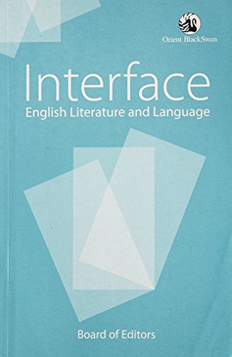 9788125052050: Interface: English Literature and Language