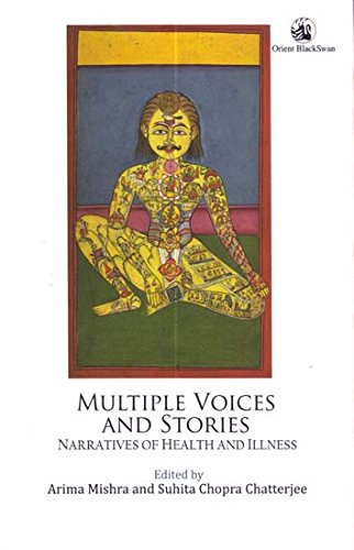 9788125053798: Multiple Voices and Stories: Narratives of Health and Illness