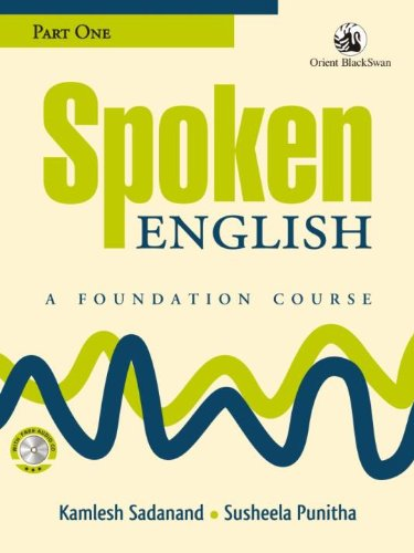 9788125054924: Spoken English: A Foundation Course (Revised Edition) Part 1
