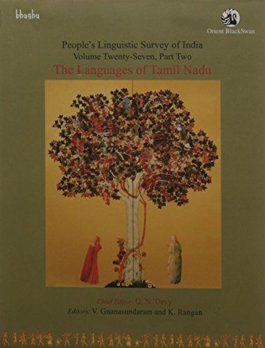 The Languages of Tamil Nadu: People's Linguistic: V. Gnanasundaram, K.