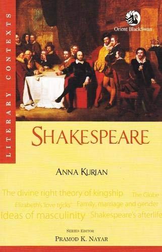 Shakespeare: Anna Kurian (Author)