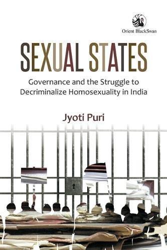 Sexual States : Governance and the Struggle: Puri Jyoti