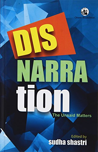 9788125062387: DISNARRATION : THE UNSAID MATTERS