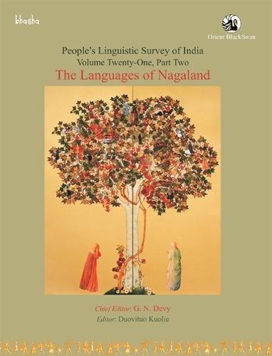 People's Linguistic Survey of India : Volume: G. N. Devy