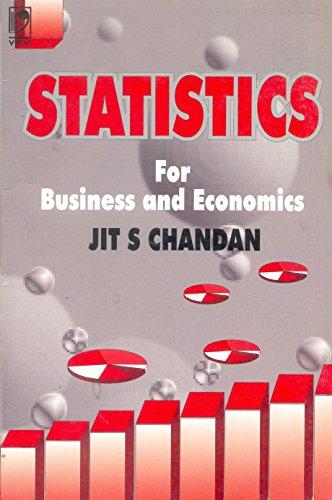 9788125904182: Statistics For Business And Economics