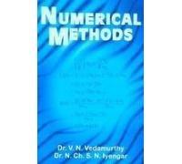 9788125906308: Numerical Methods